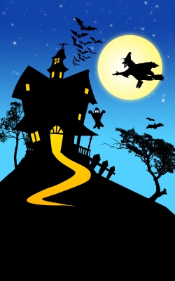 Haunted House ID-10021422
