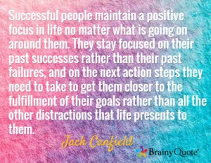 Jack Canfield re Action