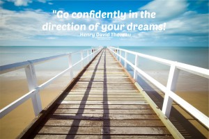 Go Confidently Quote