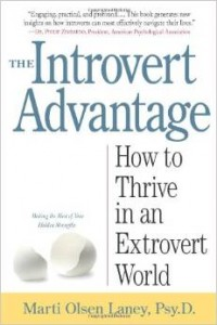 Introverted Advantage book