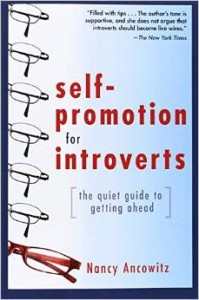 Introvert self promotion book