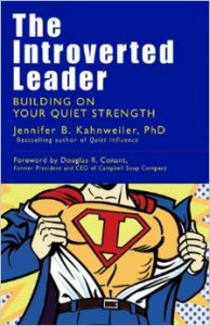 The Introverted Leader: Building on Your Quiet Strength book