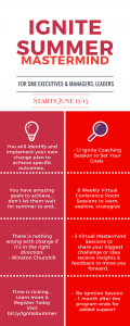 Ignite Summer Infographic